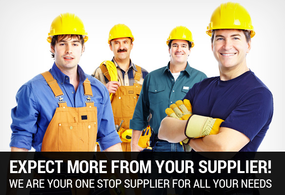 Contractors, We Want To Be Your Masonry And Landscape Supply Company, And  We Mean Business.