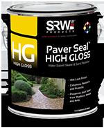 SRW HG Paver Seal High Gloss