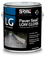 SRW LG Paver Seal Low Gloss