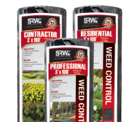 SRW Weed Control Fabric Contractor - 10 YR - POLYSPUN