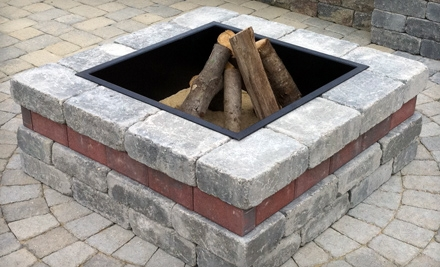 Unilock Fire Pit Kits Old Station Landscape Amp Masonry