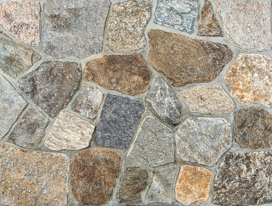 Stoneyard Boston Blend Mosaic All Natural Stone Veneer