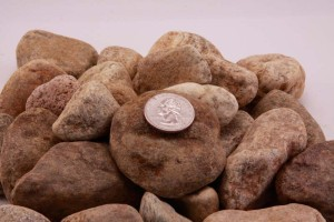115 Washed Natural Round Stone Peastone