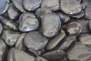 Pebbles_blackpolished