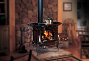 Fireplaces, stoves, inserts, pellets and accessories available from Old Station Landscape & Masonry Supply