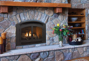 Wood Pellets, Firewood, Fireplaces and accessories available from Old Station Landscape& Masonry Supply