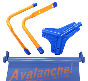 Avalanche Snow Removal 500 Conversion Kit