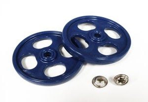 Avalanche Snow Removal Original 750 – 3″ Wheel Kit