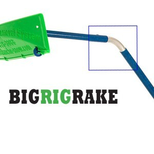 Avalanche Snow Removal System  Big Rig Rake