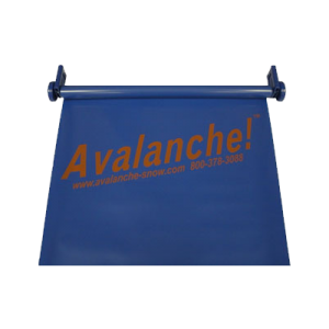 Avalanche Snow Removal System Original 500 1.5″ Wheel – Slide Kit