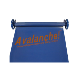 Avalanche Snow Removal System Original 750 3″ Wheel – Slide Kit