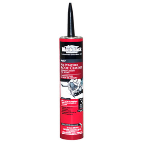 BLACK JACK All Waterproof Cement Roof Sealant 10-fl oz