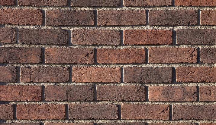 Eldorado brick veneer tundrabrick old station landscape for Modern brick veneer