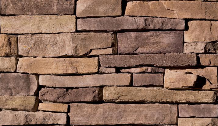 Eldorado Stone Veneer Mountain Ledge Old Station