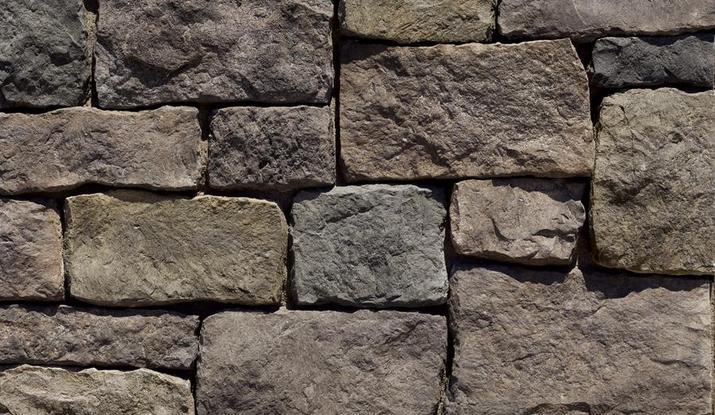 Eldorado stone veneer roughcut old station landscape for Brick stone veneer