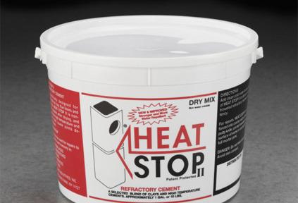 Heat Stop II & Heat Stop 50