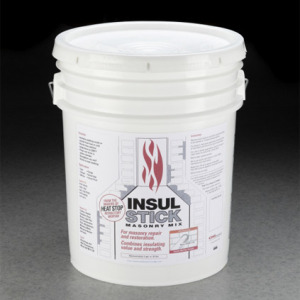 Heat Stop Insul Stick Masonry Mix