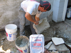 Umaco Manufactured Stone Mortar