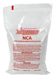 Umaco NCA Non-Chloride Mortar Accelerator, 1LB