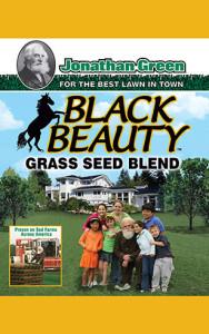 Jonathan Green Black Beauty Grass Seed