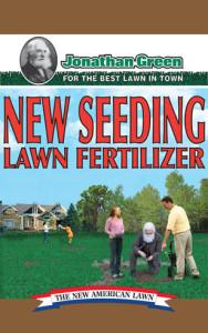 Jonathan Green New Seeding Lawn Fertilizer 12-18-8
