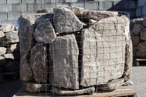 New England Fieldstone Building Veneer - Mosaic 3-5