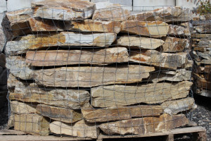 Sterling Stone Wall - pallet - 1-8 rise
