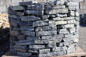Whiteline Stone Thin wall 1-3 rise