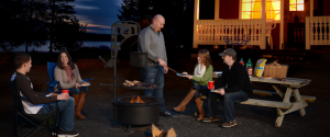 Ablaze Smokeless Firepit