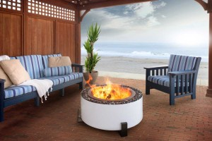 Luxeve Smokeless fire pit