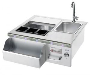 Summerset Beverage Center With Sink