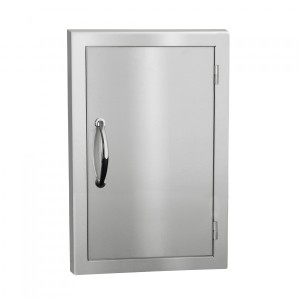 Summerset Larger Vertical Door (Masonry Flange)
