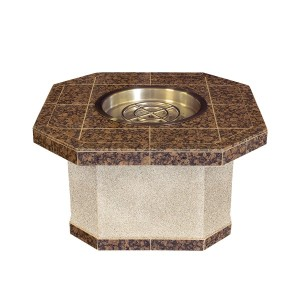 Summerset Tuscany Firepit Table