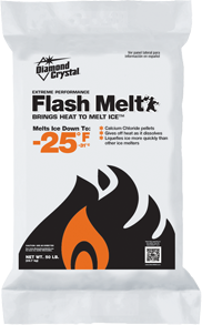 Diamond Crystal Flash Melt Ice Melt