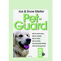 Pet-Guard 9597 Ice Melter, 20 Lb, Bag