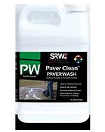 SRW Paver Clean - PW Paver Wash