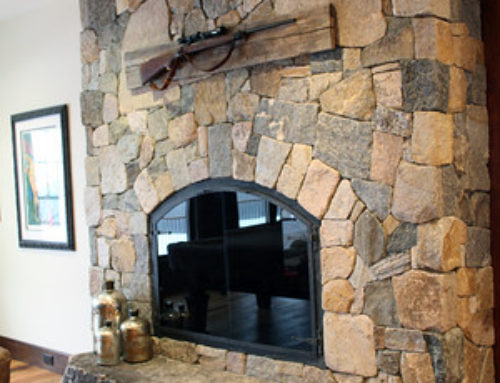 Stone Veneer for Fireplaces