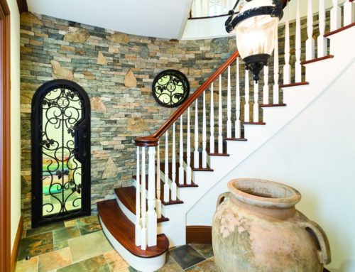Interior Stone Veneer Projects