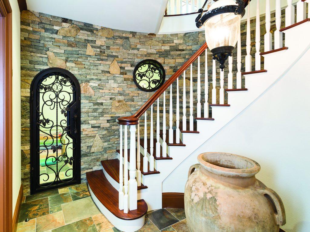 Interior Stone Veneer Projects