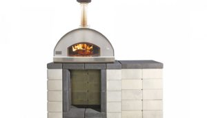Techo-Bloc Raffinato Pizza Oven