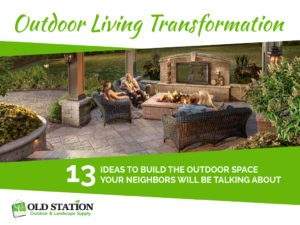 Outdoor Living Transformation