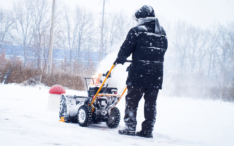 Snow Removal Tips – Make your job easier with Peladow or MAG Pellets | OldStationSupply.com