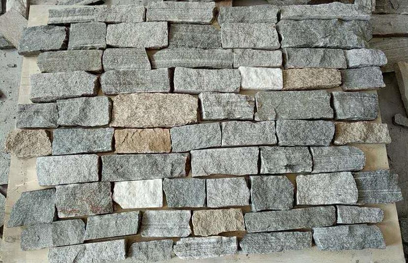 Thin Brick Veneer Stone Natural Thin Stone: Old Colony Norton Blend Ledgestone Natural Thin Stone