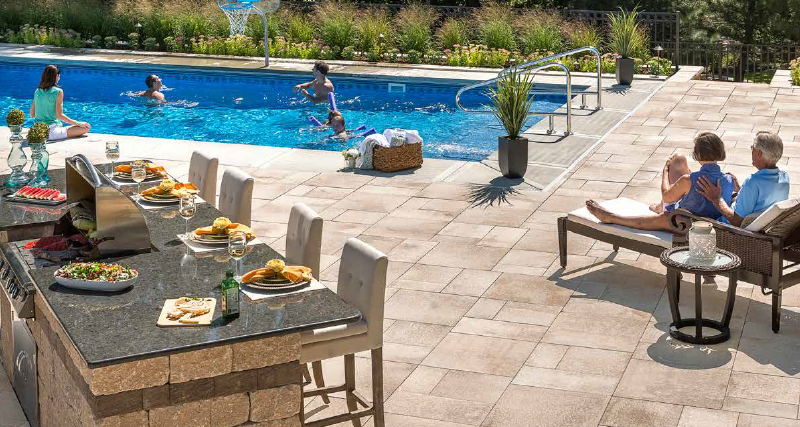 Planning & Building Your Pool Patio