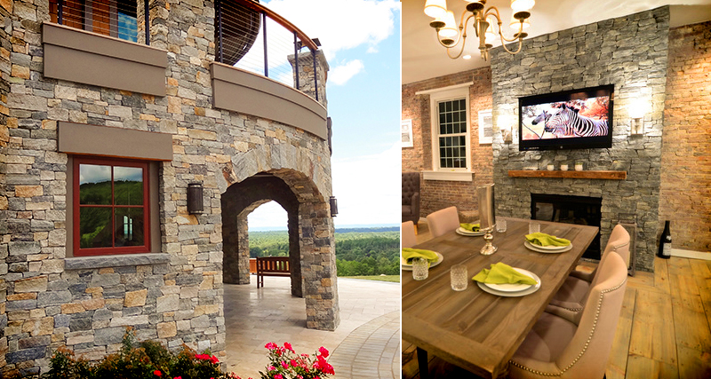 Stone Veneers – A Touch of Style to Your Design