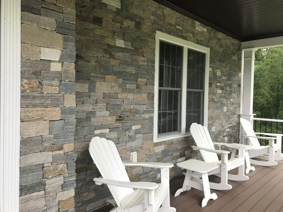 Stone Veneers By Old Station Norton Blend Ledgestone