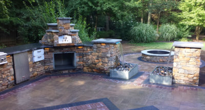 Natural Stone Installation