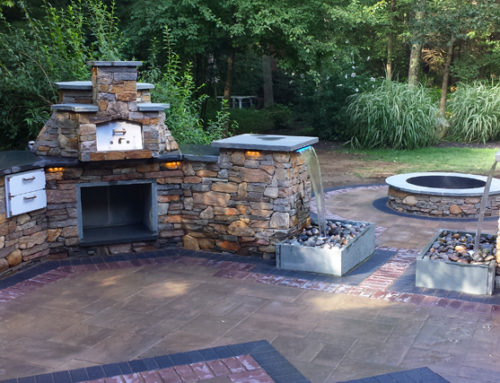 Natural Stone Installation
