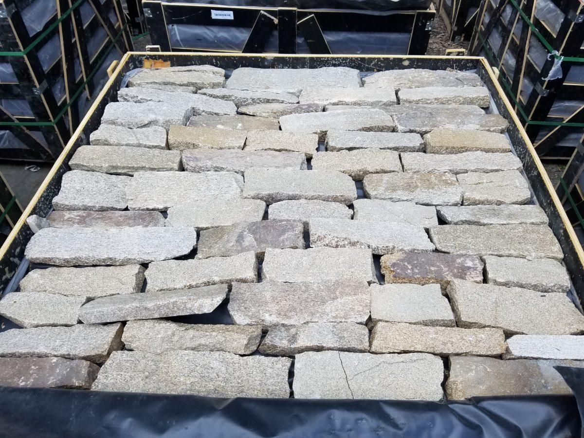 Stone Veneers By Old Station Cape Cod Blend Ledgestone