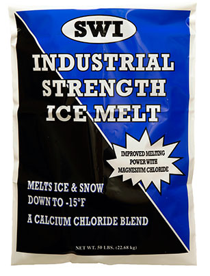 Industrial Strength Ice Melt 50lbs Bag Old Station